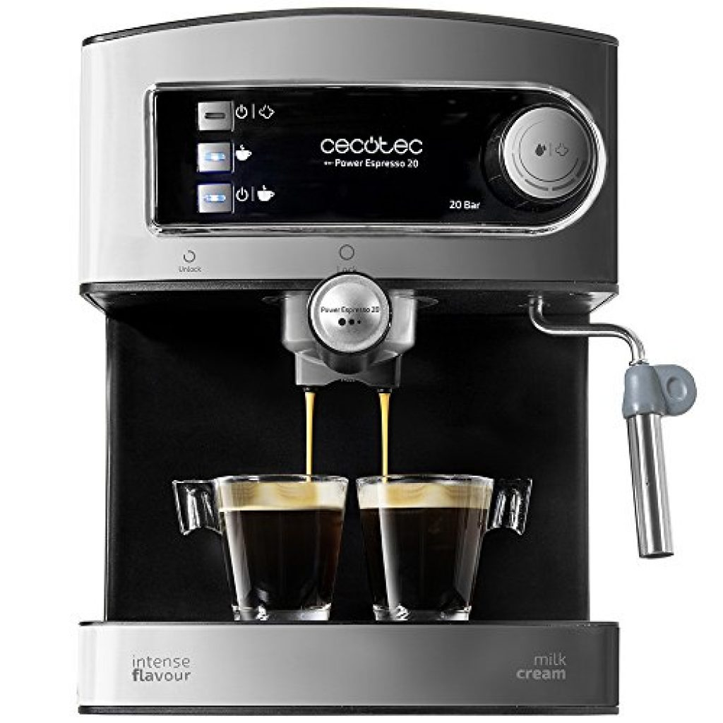 Opiniones y precio de la cafetera manual Ufesa ce7141