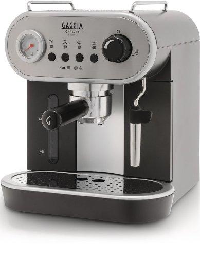 Opiniones y precio de la cafetera manual Gaggia Carezza
